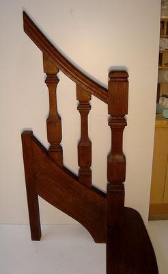 balustrade bois