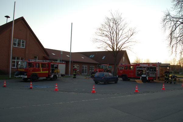 Technische Hilfeleistung-Übung, 05.04.2012