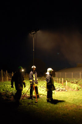 Übung in Thorsmoerk, 04.10.2012