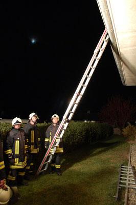 Übungsdienst in Thorsmoerk, 03.11.2011