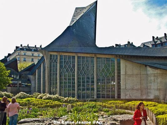 L'Eglise Jeanne d'Arc
