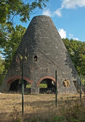 Ancienne usine de verre à Steinkrug