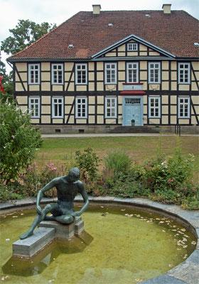 La vieille maison forestière à Wennigsen