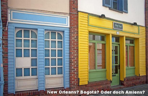 La Nouvelle-Orléans? Bogotá? Ou bien Amiens?
