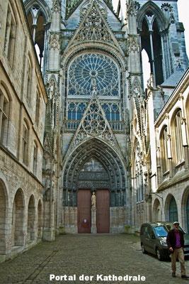 Portal de la cathédrale