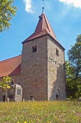 L'église de Holtensen