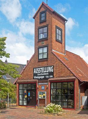 Le Spritzenhaus, centre des arts et métiers