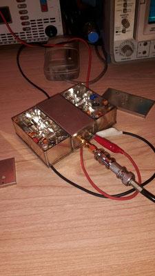 two tone 144 mhz generator imd test iz3kgj 2