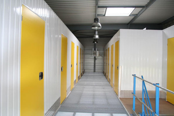 Espaces de stockages dans l'Oise