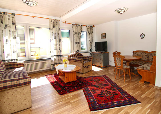 Appartment Hotel Spessar Bad Orb