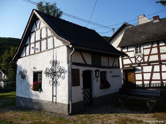 Waldbreitbach, Alte Dorfschmiede