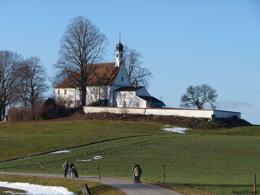 15.01.2012-Loretokapelle bei Wolfegg