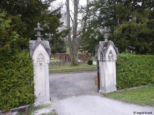 Biberach, Alter Friedhof