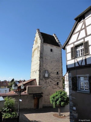 Markdorf, Hexenturm aus dem 13. Jahrhundert