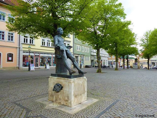 Johann-Sebastian-Bach-Denkmal