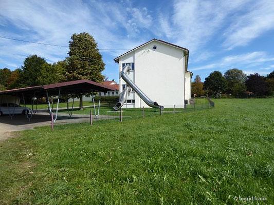 Die Schule von Waltershofen