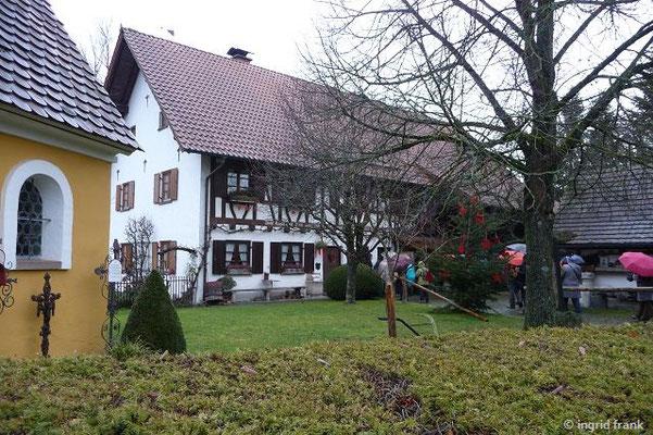 Museum für bäuerliches Handwerk und Kultur in Wilhelmsdorf