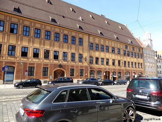 Stadtpalast der Fugger