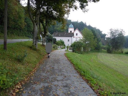 """Wallfahrtskirche """"Hl. Kreuz"""" in Schambach"""