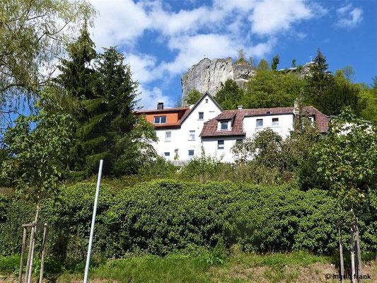 Blick zur Streitburg