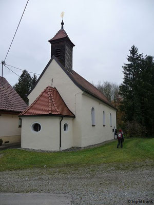 Kapelle St. Blasius in Briach
