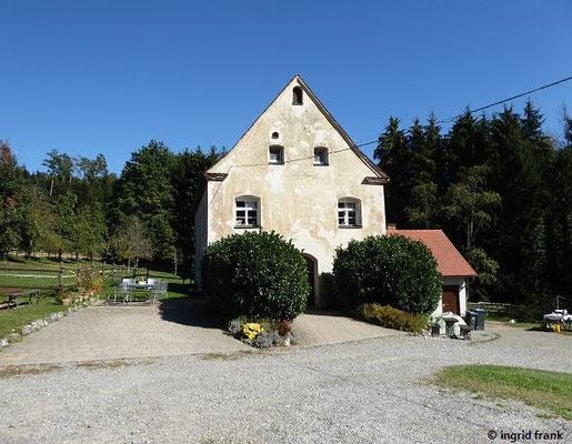 Das ehemalige Frauenkloster Weppach