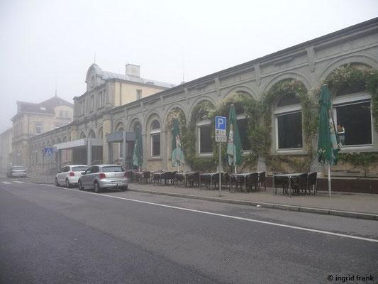 Bahnhof Sigmaringen