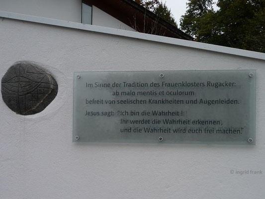 """An der """"Kapelle auf dem Höchsten"""""""