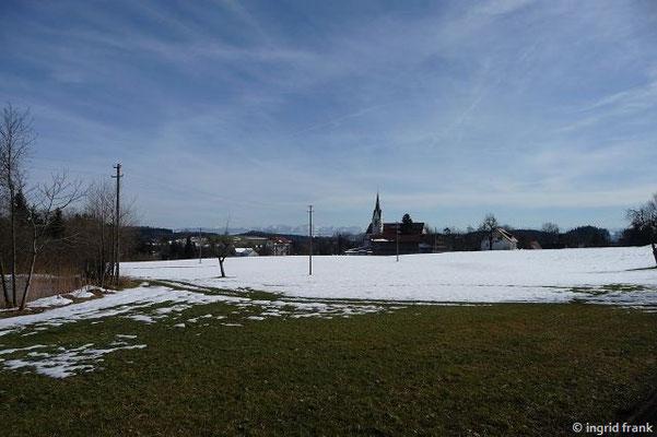 Wallfahrtskirche Mariä Geburt in Pfärrich