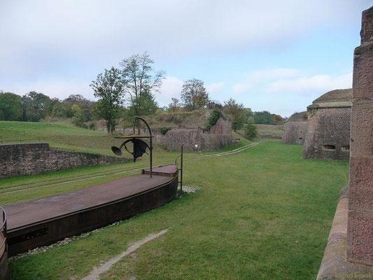 Neuf-Brisach, Festungsanlage von Vauban