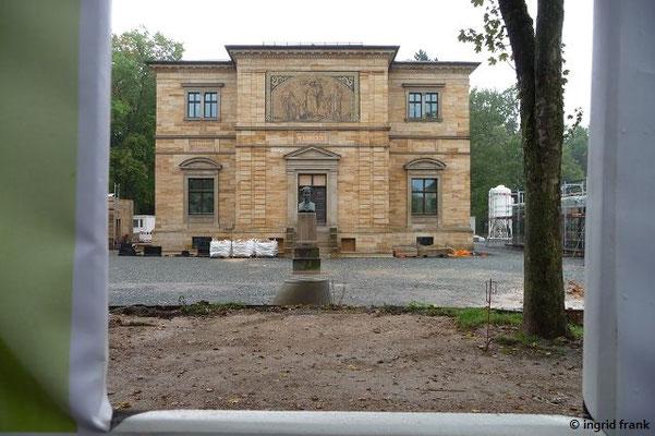 """""""Villa Wahnfried"""", Wohnhaus von Richard Wagner in Bayreuth"""