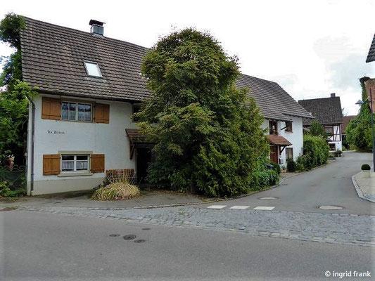 In Deisendorf, Ortsteil von Überlingen am Bodensee