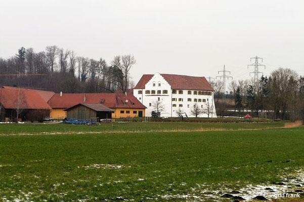 Schloss Bettenreute (Außenstelle der Justizvollzugsanstalt Ravensburg)