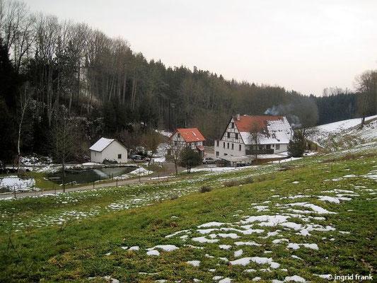 Landgasthof Fenkenmühle