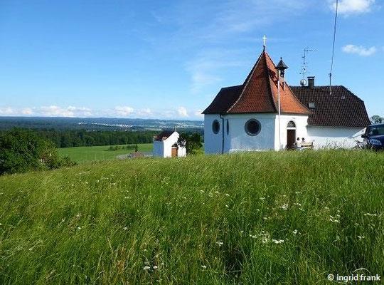 Gangolf-Kapelle Wolpertswende