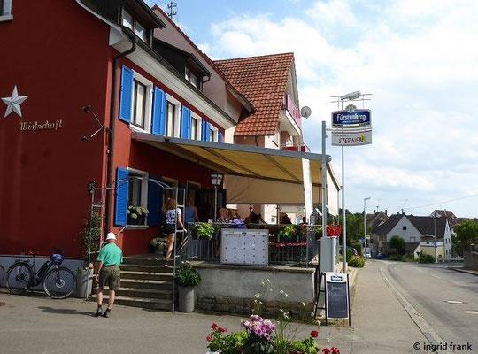Restaurant Sternen Tengen