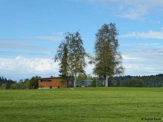 Andachtsstätte Rasenkreuz