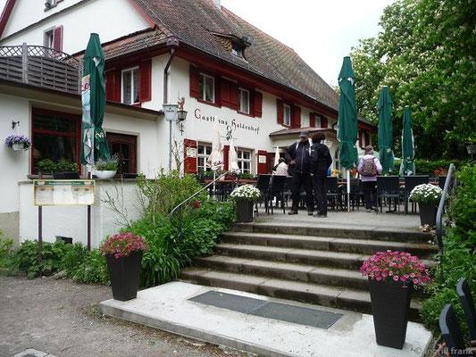 """Der Höhengasthof """"Haldenhof"""""""
