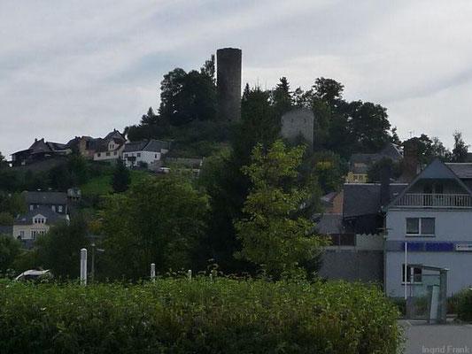 Bad Lobenstein, Burg Lobenstein