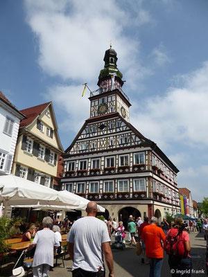 Rathaus von Kirchheim