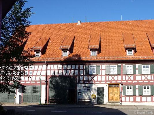 """""""Haus der Volkskunst"""" in Frommern"""