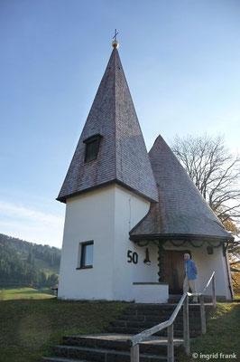 Die Bruder Klaus Kapelle