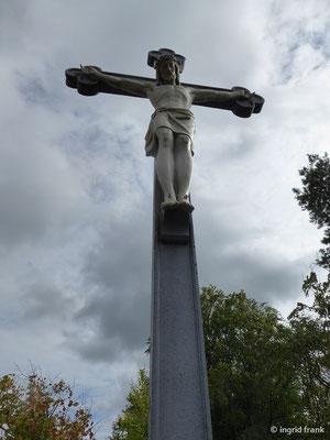 Hochkreuz auf dem Kreuzberg