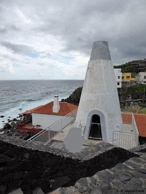 Der Kalkofen von San Andrés