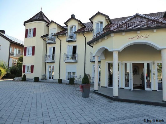 Landhotel zur Jurahöhe, Hard bei Wellheim