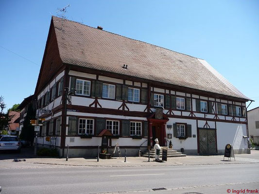 Gasthof in Bermatingen