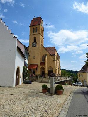 Pfarrkirche St. Michael Blumenfeld