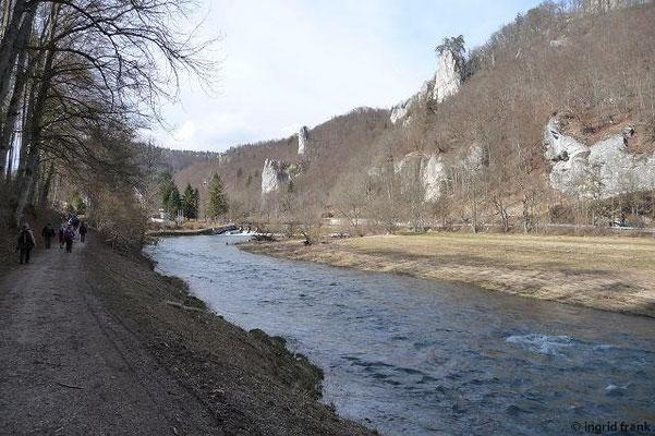 Im Oberen Donautal nahe der Neumühle