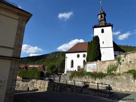 Laurentiuskirche Muggendorf