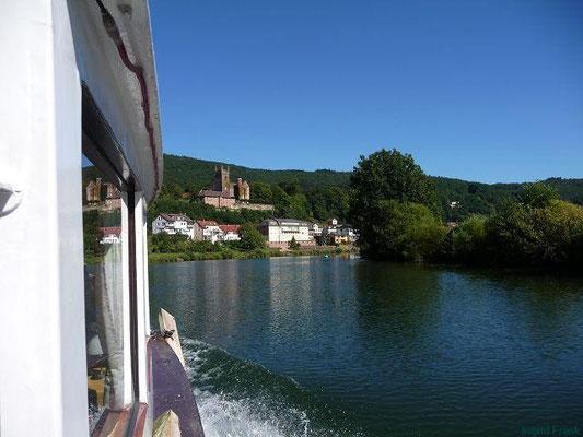 08.09.2012-Blick auf Neckarsteinach